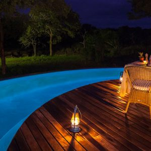 South Africa Honeymoon Packages Thornybush Game Reserve Dining 5