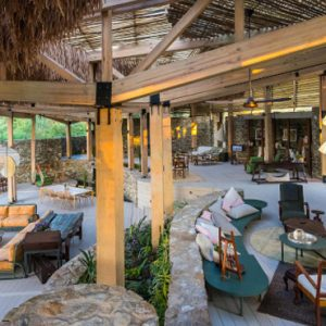 South Africa Honeymoon Packages Thornybush Game Reserve Lounge