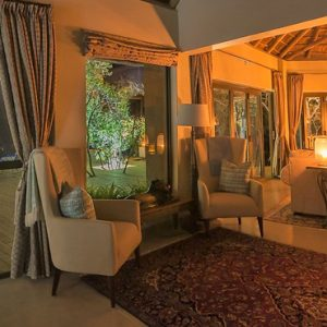 South Africa Honeymoon Packages Thornybush Game Reserve Lounge 3