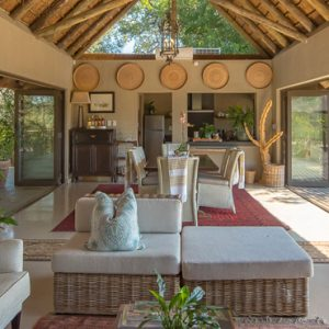 South Africa Honeymoon Packages Thornybush Game Reserve Lounge 4