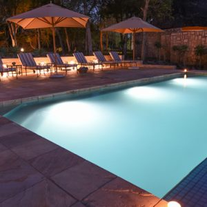 South Africa Honeymoon Packages Thornybush Game Reserve Pool 5