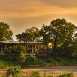 South Africa Honeymoon Packages Thornybush Game Reserve Sunset