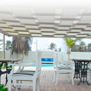 Sri Lanka Honeymoon Packages Dolphin Beach Resort Kalpitiya Deck