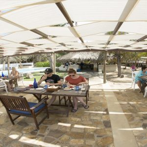 Sri Lanka Honeymoon Packages Dolphin Beach Resort Kalpitiya Dining