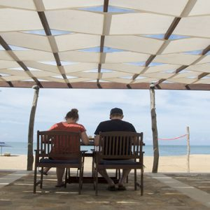 Sri Lanka Honeymoon Packages Dolphin Beach Resort Kalpitiya Dining With A View