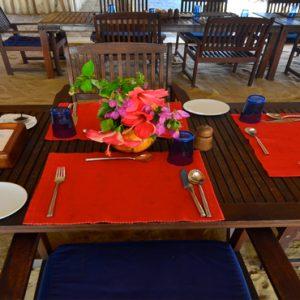 Sri Lanka Honeymoon Packages Dolphin Beach Resort Kalpitiya Dining1
