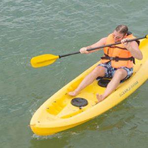 Sri Lanka Honeymoon Packages Dolphin Beach Resort Kalpitiya Kayaking