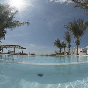 Sri Lanka Honeymoon Packages Dolphin Beach Resort Kalpitiya Pool