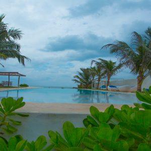 Sri Lanka Honeymoon Packages Dolphin Beach Resort Kalpitiya Pool1