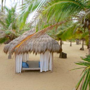Sri Lanka Honeymoon Packages Dolphin Beach Resort Kalpitiya Relaxing Cabana