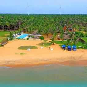 Sri Lanka Honeymoon Packages Dolphin Beach Resort Kalpitiya Thumbnail