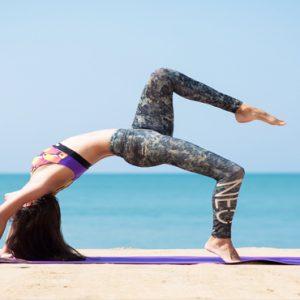 Sri Lanka Honeymoon Packages Dolphin Beach Resort Kalpitiya Yoga
