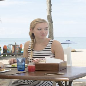 Sri Lanka Honeymoon Packages Dolphin Beach Resort Kalpitiya Open Dining Pavilion1