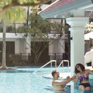 Thailand Honeymoon Packages Centara Anda Dhevi Resort & Spa Krabi Coco's Pool Bar