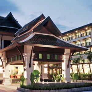 Thailand Honeymoon Packages Centara Anda Dhevi Resort & Spa Krabi Hotel Entrance