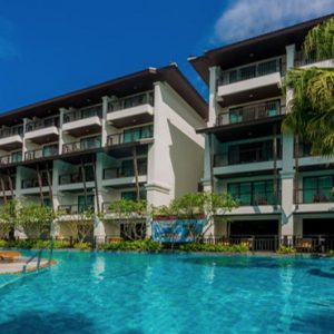 Thailand Honeymoon Packages Centara Anda Dhevi Resort & Spa Krabi Hotel Exterior