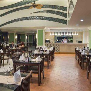 Thailand Honeymoon Packages Centara Anda Dhevi Resort & Spa Krabi Palm Court Restaurant