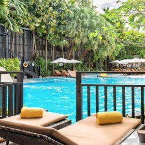 Thailand Honeymoon Packages Centara Anda Dhevi Resort & Spa Krabi Villa Pool