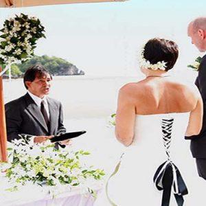 Thailand Honeymoon Packages Centara Anda Dhevi Resort & Spa Krabi Wedding Ceremony1