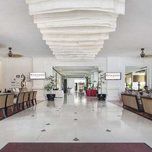 Thailand Honeymoon Packages Centara Anda Dhevi Resort & Spa Krabi Lobby