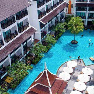 Thailand Honeymoon Packages Centara Anda Dhevi Resort & Spa Krabi Swimming Pool