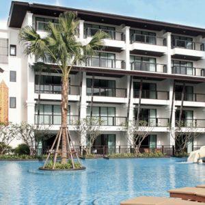 Thailand Honeymoon Packages Centara Anda Dhevi Resort & Spa Krabi Swimming Pool1