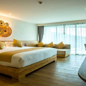 Thailand Honeymoon Packages Crest Resort And Pool Villas, Phuket Deluxe Room 1