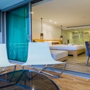 Thailand Honeymoon Packages Crest Resort And Pool Villas, Phuket Deluxe Sea View