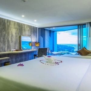 Thailand Honeymoon Packages Crest Resort And Pool Villas, Phuket Deluxe Sea View1