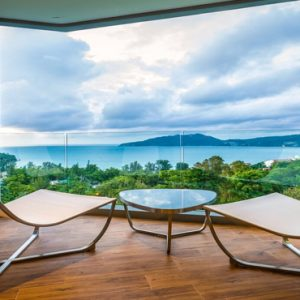 Thailand Honeymoon Packages Crest Resort And Pool Villas, Phuket Deluxe Sea View2