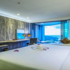 Thailand Honeymoon Packages Crest Resort And Pool Villas, Phuket Deluxe Sea View4