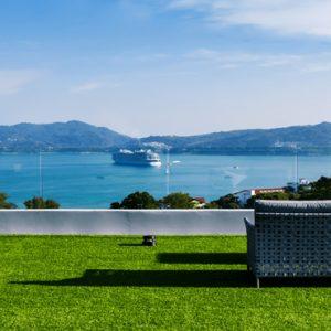 Thailand Honeymoon Packages Crest Resort And Pool Villas, Phuket Diva Sky Lounge View