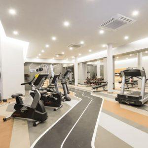 Thailand Honeymoon Packages Crest Resort And Pool Villas, Phuket Fitness