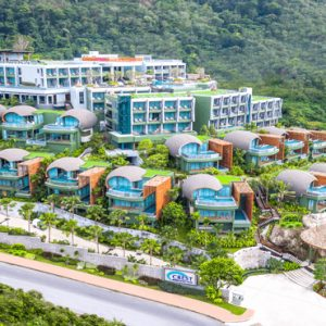 Thailand Honeymoon Packages Crest Resort And Pool Villas, Phuket Hotel Overview