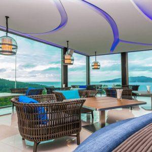 Thailand Honeymoon Packages Crest Resort And Pool Villas, Phuket Pano