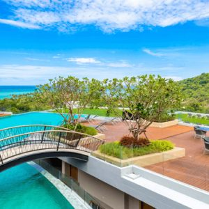 Thailand Honeymoon Packages Crest Resort And Pool Villas, Phuket Pool Overview