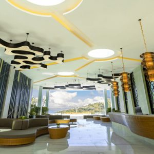 Thailand Honeymoon Packages Crest Resort And Pool Villas, Phuket Reception And Lobby