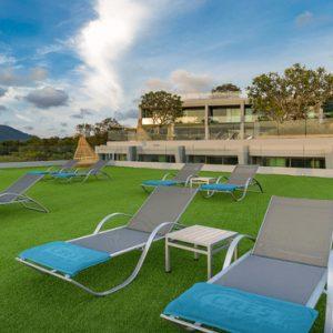 Thailand Honeymoon Packages Crest Resort And Pool Villas, Phuket Sun Loungers