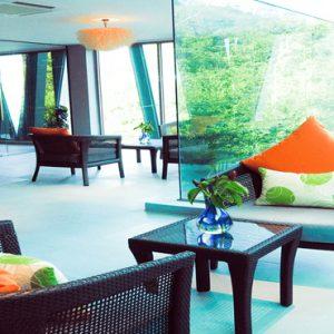 Thailand Honeymoon Packages Crest Resort And Pool Villas, Phuket Lobby