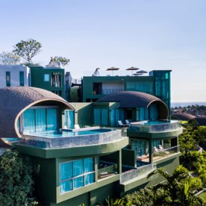 Thailand Honeymoon Packages Crest Resort And Pool Villas, Phuket Villa With Pool Exterior