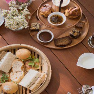 Thailand Honeymoon Packages SALA Samui Chaweng Beach Resort Afternoon Tea