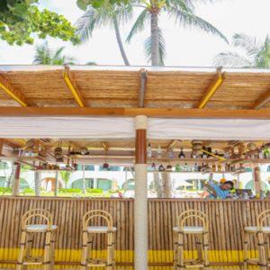 Thailand Honeymoon Packages SALA Samui Chaweng Beach Resort Beach Bar