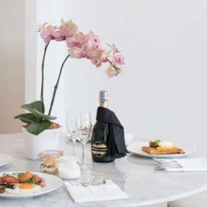 Thailand Honeymoon Packages SALA Samui Chaweng Beach Resort Champagne Breakfast