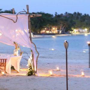 Thailand Honeymoon Packages SALA Samui Chaweng Beach Resort Dinner Under The Stars