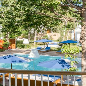 Thailand Honeymoon Packages SALA Samui Chaweng Beach Resort Duplex Pool Suite