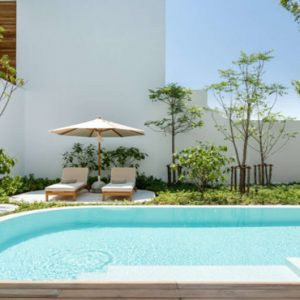 Thailand Honeymoon Packages SALA Samui Chaweng Beach Resort Garden 2 Bedroom Pool Suite