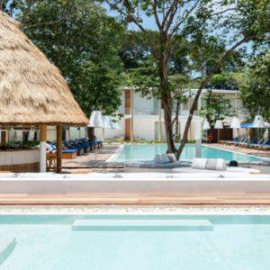 Thailand Honeymoon Packages SALA Samui Chaweng Beach Resort Garden Lap Pool