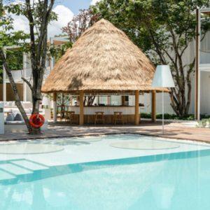 Thailand Honeymoon Packages SALA Samui Chaweng Beach Resort Garden Lap Pool1