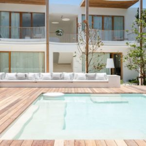 Thailand Honeymoon Packages SALA Samui Chaweng Beach Resort Garden Lap Pool3