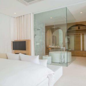 Thailand Honeymoon Packages SALA Samui Chaweng Beach Resort Garden Pool Villa